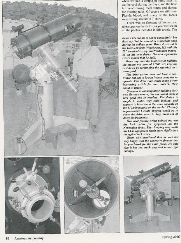 Astrophysics article summary generator